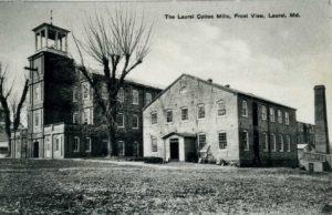 Laurel Cotton Mill